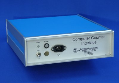Event Recorder Computer Counter Interface CCI